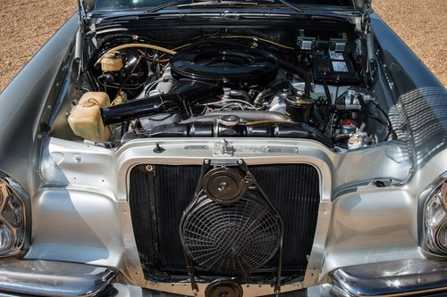 1971 Mercedes 300SEL 3.5 V8 W109 For Sale (picture 6 of 6)