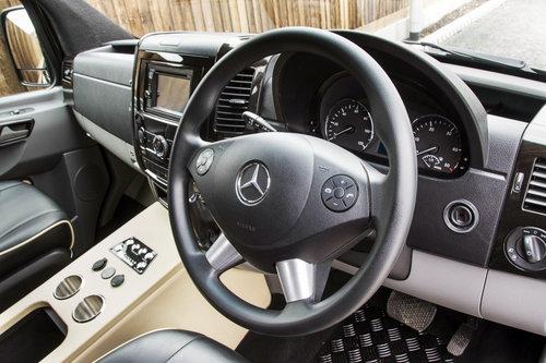 2017 Mercedes-Benz Sprinter Monaco VIP SOLD (picture 2 of 6)