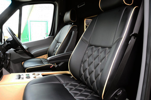 2017 Mercedes-Benz Sprinter Monaco VIP SOLD (picture 3 of 6)