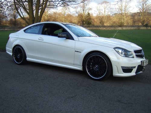 2012 Awesome AMG! SOLD (picture 1 of 6)