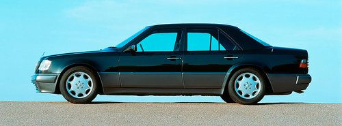 MERCEDES-BENZ W124 500E/ E500 WANTED Wanted (picture 1 of 1)