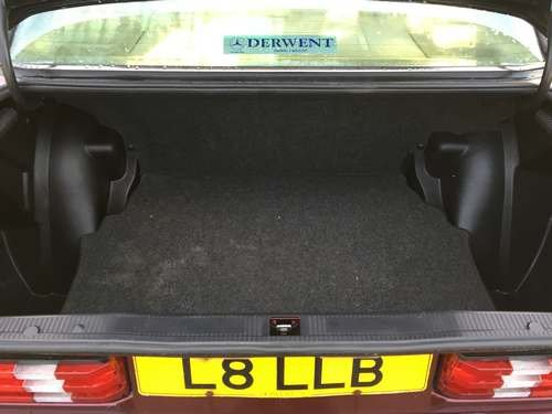 1993 Mercedes 190E Auto at Morris Leslie Auction 23rd February SOLD by Auction (picture 6 of 6)