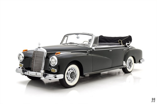 1959 MERCEDES-BENZ 300D CABRIOLET D For Sale (picture 1 of 6)
