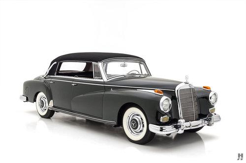 1959 MERCEDES-BENZ 300D CABRIOLET D For Sale (picture 2 of 6)