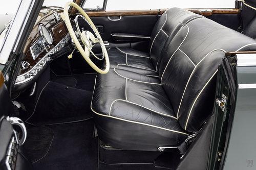 1959 MERCEDES-BENZ 300D CABRIOLET D For Sale (picture 4 of 6)