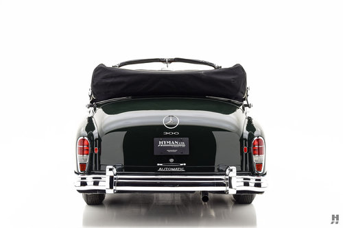 1959 MERCEDES-BENZ 300D CABRIOLET D For Sale (picture 6 of 6)