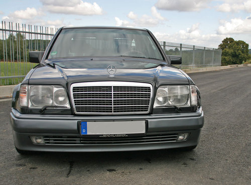 1993 Mercedes E 500 w 124 For Sale (picture 1 of 6)