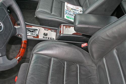 1993 Mercedes E 500 w 124 For Sale (picture 3 of 6)