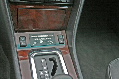 1993 Mercedes E 500 w 124 For Sale (picture 4 of 6)