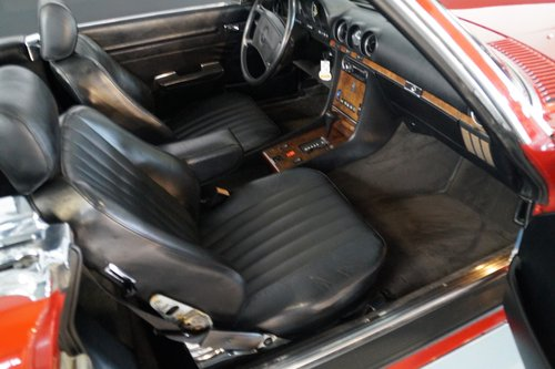 MERCEDES-BENZ 560 SL 560SL 8 Cylinder (1988) For Sale | Car