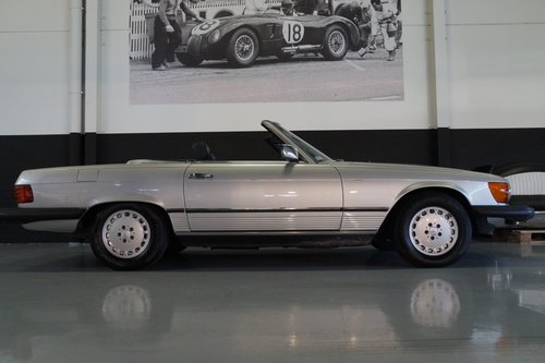 MERCEDES-BENZ SL-KLASSE 380 SL (1984) For Sale (picture 2 of 6)