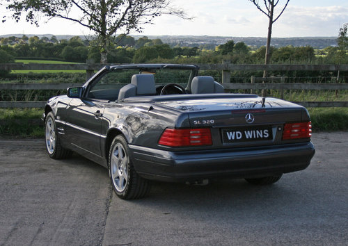 1998 MERCEDES BENZ 320SL (R129) SPECIAL EDITION SOLD (picture 3 of 6)