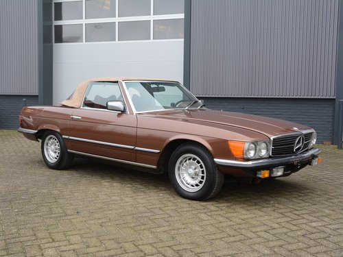 1979 Mercedes Benz 280SL W107 SPECIAL PRICE! For Sale (picture 1 of 6)