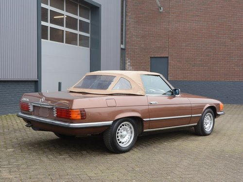 1979 Mercedes Benz 280SL W107 SPECIAL PRICE! For Sale (picture 2 of 6)