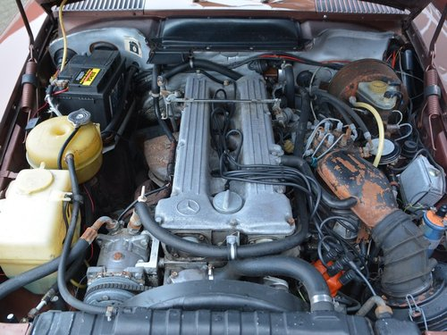 1979 Mercedes Benz 280SL W107 SPECIAL PRICE! For Sale (picture 4 of 6)
