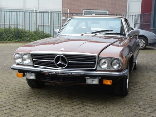 1979 Mercedes Benz 280SL W107 SPECIAL PRICE! For Sale (picture 5 of 6)