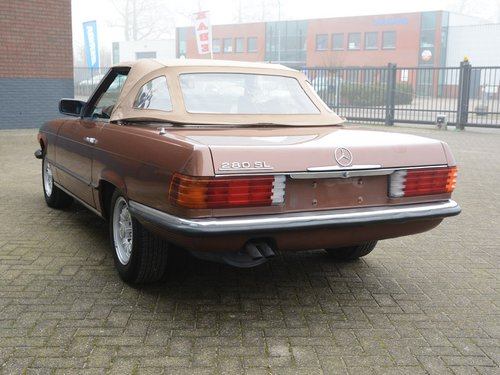 1979 Mercedes Benz 280SL W107 SPECIAL PRICE! For Sale (picture 6 of 6)