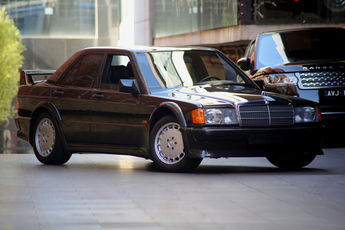 1989 Mercedes-Benz 190E 2.5-16 Evolution 1 SOLD (picture 1 of 6)