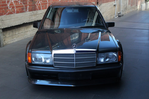 1989 Mercedes-Benz 190E 2.5-16 Evolution 1 SOLD (picture 2 of 6)