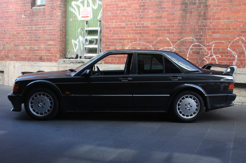 1989 Mercedes-Benz 190E 2.5-16 Evolution 1 SOLD (picture 3 of 6)