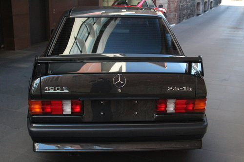 1989 Mercedes-Benz 190E 2.5-16 Evolution 1 SOLD (picture 4 of 6)
