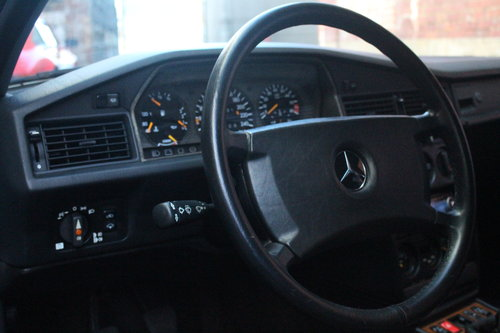 1989 Mercedes-Benz 190E 2.5-16 Evolution 1 SOLD (picture 5 of 6)