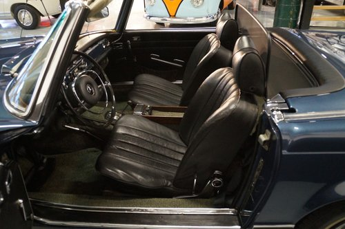 MERCEDES-BENZ 280 SL 280SL Pagoda (1971) For Sale (picture 3 of 6)