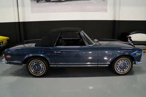 MERCEDES-BENZ 280 SL 280SL Pagoda (1971) For Sale (picture 5 of 6)