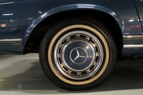 MERCEDES-BENZ 280 SL 280SL Pagoda (1971) For Sale (picture 6 of 6)