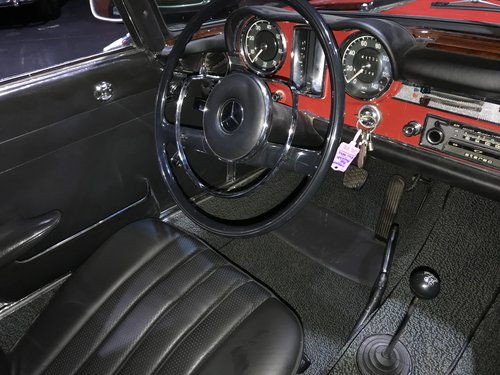 1966 MERCEDES 230SL PAGODA *46000*MILES For Sale (picture 5 of 6)