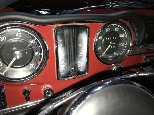 1966 MERCEDES 230SL PAGODA *46000*MILES For Sale (picture 6 of 6)