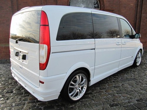 2004 MERCEDES-BENZ VIANO 3.2 BRABUS STYLING KIT & WHEELS  For Sale (picture 2 of 6)