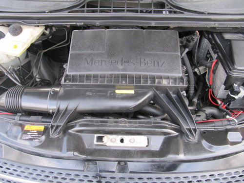 2004 MERCEDES-BENZ VIANO 3.2 BRABUS STYLING KIT & WHEELS  For Sale (picture 6 of 6)