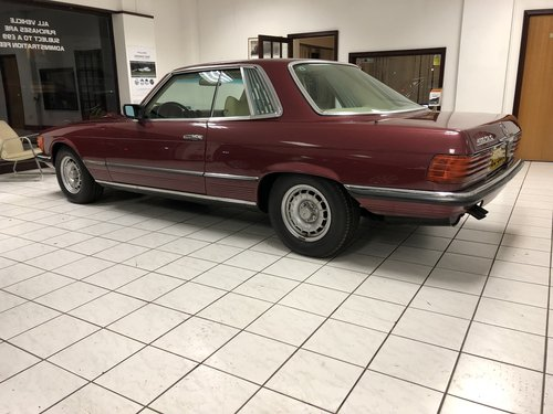 1978 Mercedes 450SLC automatic LHD For Sale (picture 2 of 6)
