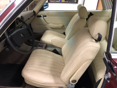 1978 Mercedes 450SLC automatic LHD For Sale (picture 3 of 6)