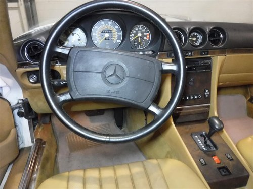 1988 Mercedes 560SL '88 For Sale (picture 3 of 6)