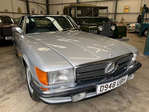 1986 MERCEDES 300SL SPORTS W107 For Sale (picture 4 of 6)