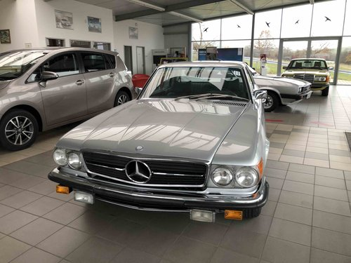 1975 Mercedes Benz 450SLC -Perfect rust free car - For Sale (picture 1 of 6)