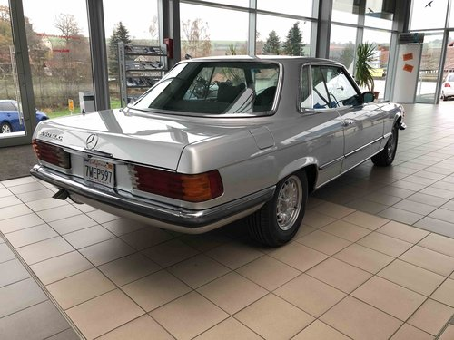 1975 Mercedes Benz 450SLC -Perfect rust free car - For Sale (picture 2 of 6)
