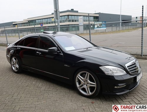 2007 Mercedes S63 L AMG 6.2L V8 525HP LHD For Sale (picture 2 of 6)