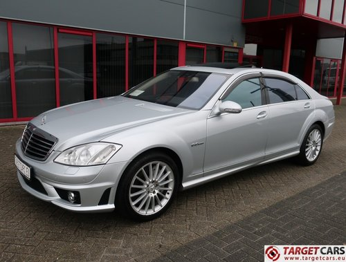 2009 Mercedes S63 L AMG 6.2L V8 525HP LHD For Sale (picture 1 of 6)