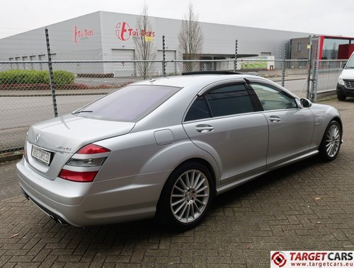 2009 Mercedes S63 L AMG 6.2L V8 525HP LHD For Sale (picture 3 of 6)
