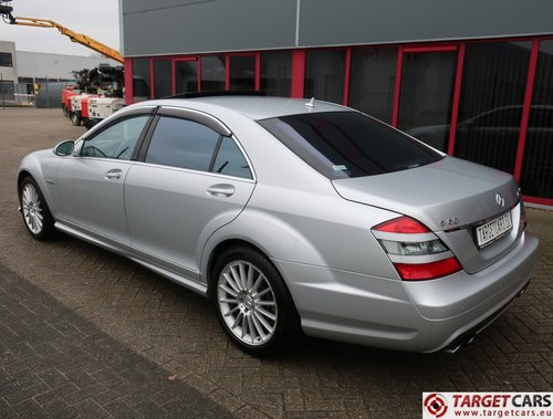 2009 Mercedes S63 L AMG 6.2L V8 525HP LHD For Sale (picture 4 of 6)