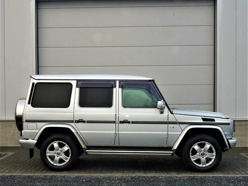 2006 Mercedes-Benz G500L G 500 LWB 57K Miles LHD For Sale (picture 2 of 6)