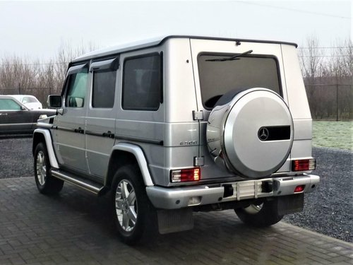 2006 Mercedes-Benz G500L G 500 LWB 57K Miles LHD For Sale (picture 3 of 6)