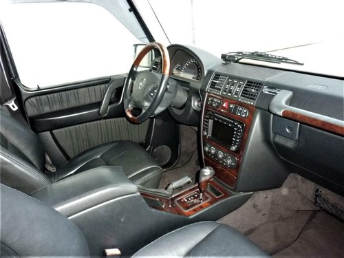 2006 Mercedes-Benz G500L G 500 LWB 57K Miles LHD For Sale (picture 5 of 6)