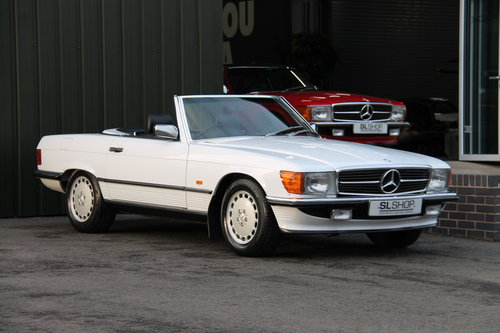 1988 MERCEDES-BENZ 300 SL | STOCK #2085 For Sale (picture 1 of 6)