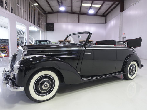 1952 Mercedes-Benz 220 Cabriolet B For Sale (picture 1 of 6)