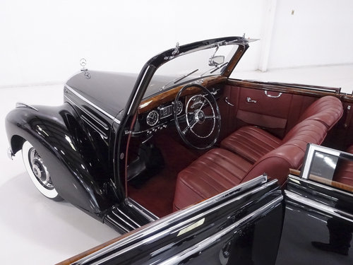 1952 Mercedes-Benz 220 Cabriolet B For Sale (picture 3 of 6)