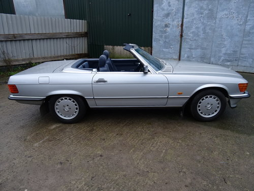 Mercedes 300SL Roadster 3.0 Litre 6 Cyl 1989F For Sale (picture 3 of 6)